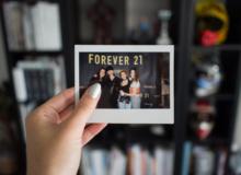 FOREVER 21   TRENDY PODZIM-ZIMA