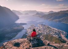 Výbava do Norska
