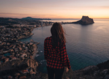 Povánoční výlet do Španělska